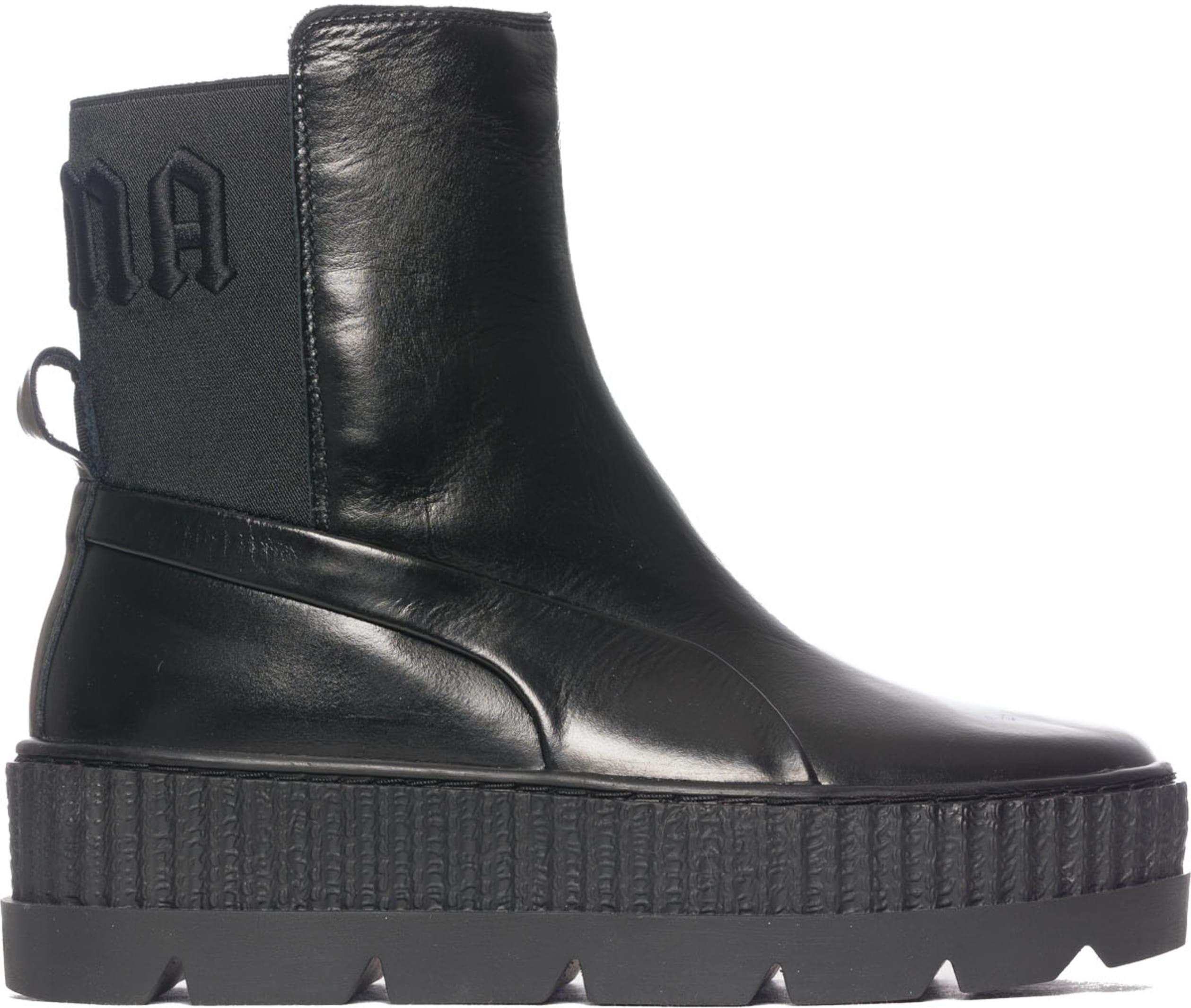 new arrival d0e1a e8e81 Puma - Fenty Chelsea Sneaker Boots - Puma Black