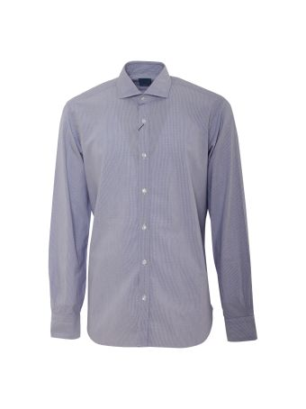 Barba Cotton Shirt Denim Life