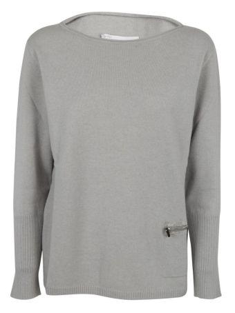 Fabiana Filippi Zipped Pocket Sweater
