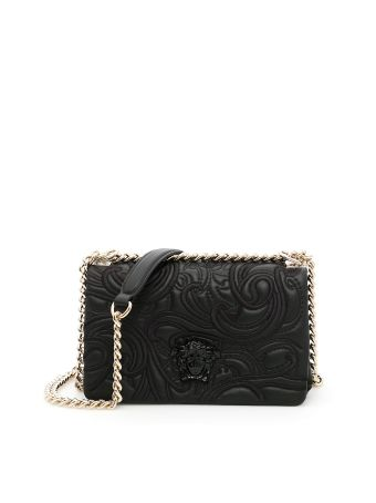 Palazzo Bag With Baroque Embroidery