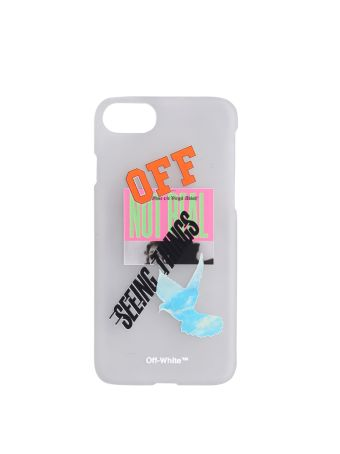 Off-White Stickers I-phone 7 Case.