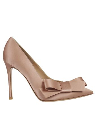 Gianvito Rossi Bow Detail Pumps