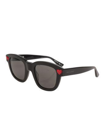 Black New Wave Lolita Sunglasses