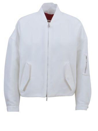 Moncler Gamme Rouge Hanna Elyse Cropped Jacket