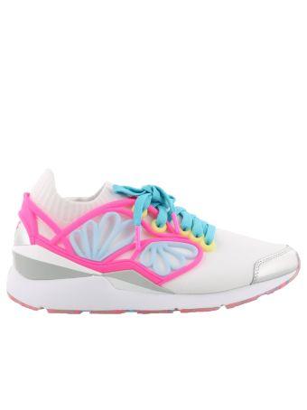 Sophia Webster X Puma Pearl Cage Sneakers