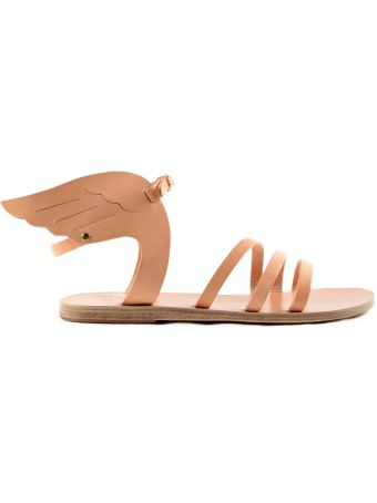 Ancient Greek Sandals Akaria Flat Sandals