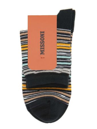 Missoni Multicolor Short Socks