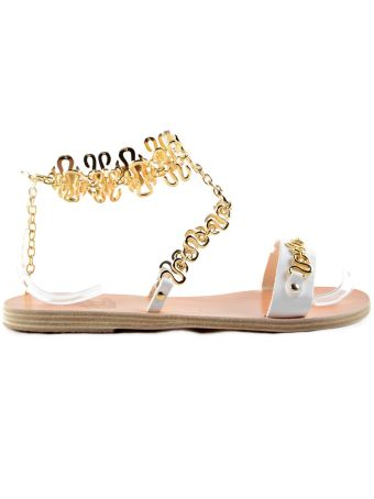 Ancient Greek Sandals Nyx Flat Sandals