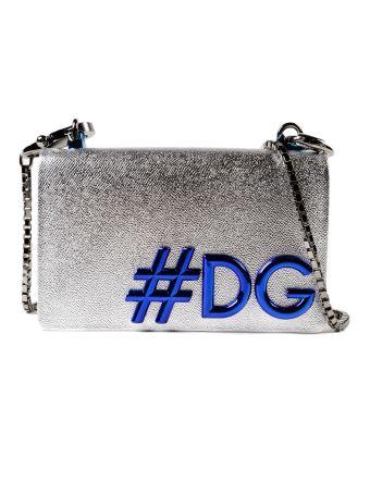 Dolce & Gabbana Dauphine Laminata Clutch