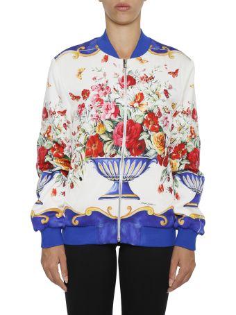 Majolicas Print Jacket