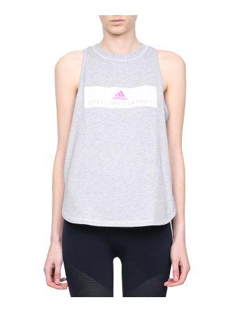 Adidas by Stella McCartney Essential Cotton Tank Top