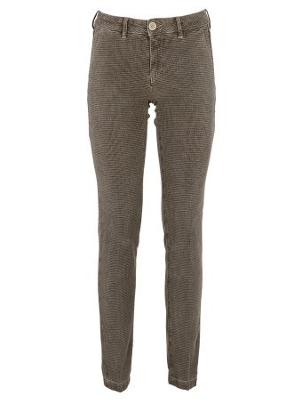 Barba Patterned Trousers
