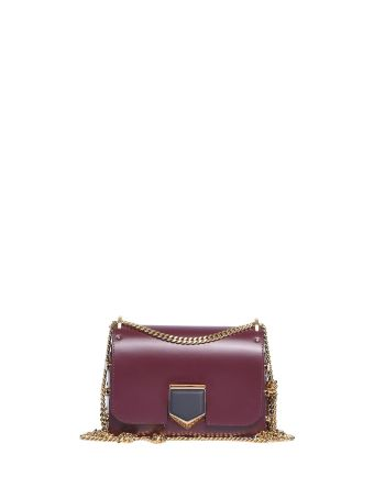 Lockett Petite Sb Leather Shoulder Bag