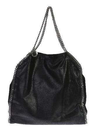 Faux Leather Falabella Large Bag