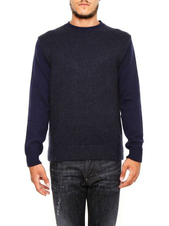 Cashmere And Mohair Pull