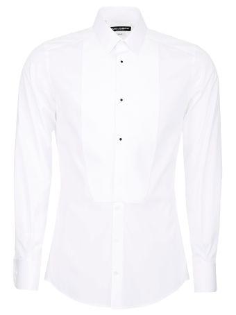 Tuxedo Shirt With Plastron