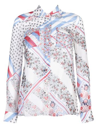 Tommy Hilfiger Printed Blouse