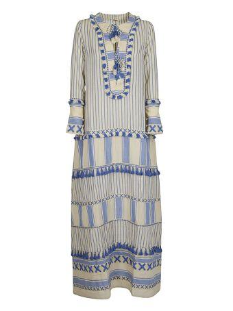 Dodo Bar Or Tassel Long Length Tent Dress