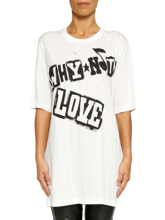 Faith Connexion 'love' T-shirt