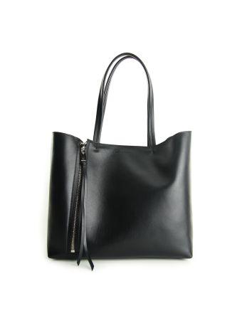 Cosmica Tote Bag Elena Ghisellini Black
