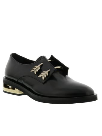 Coliac Arrow Laced Up Shoes