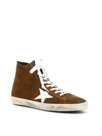 Francy Hi-top Sneakers