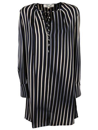 Diane Von Furstenberg Diane Von Furstenberg Striped Dress