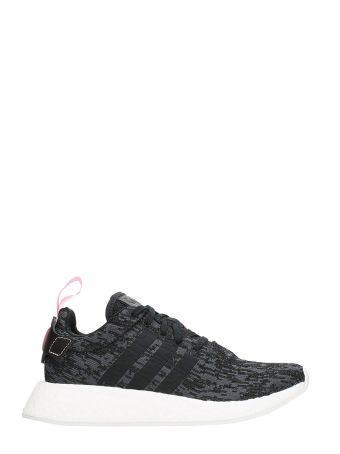 Adidas Nmd R2 W Black Pink Sneakers