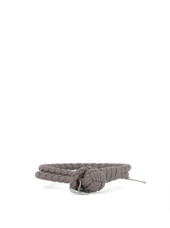 Violet Leather Bracelet