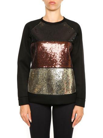Sweatshirt With Sequins