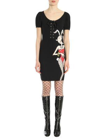 Olivia Printed Dress