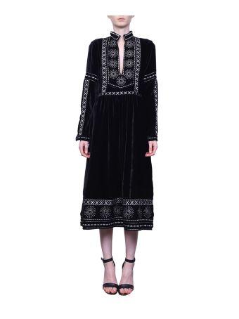 Dodo Bar Or Sara Velvet Dress