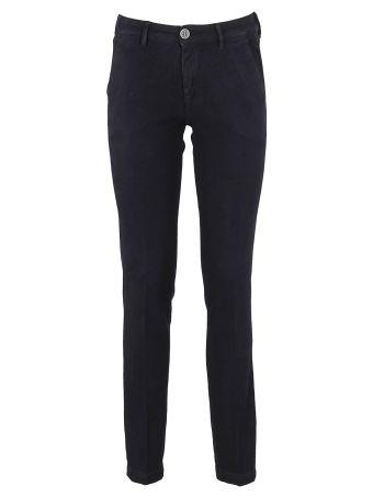 Barba Slim Fit Trousers