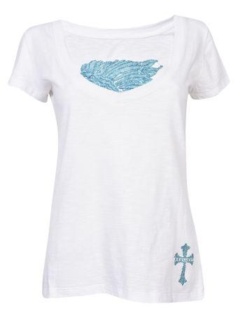 Skullkut t-shirt navajo america