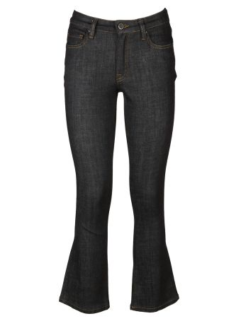 Victoria Beckham Cropped Flared Jeans