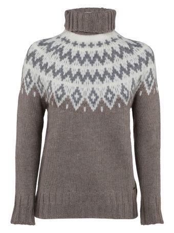 Woolrich High Collar Sweater