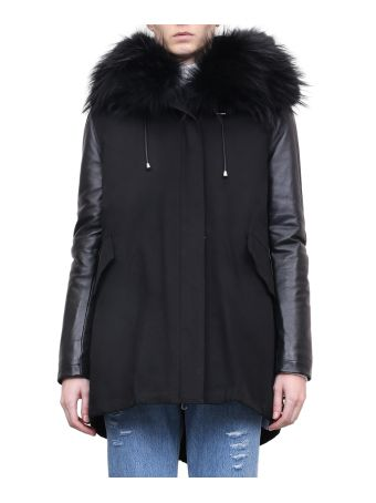 Forte Couture New Gala Cotton Parka