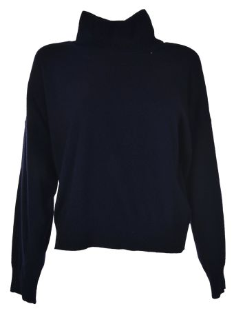 Semicouture High Neck Sweater