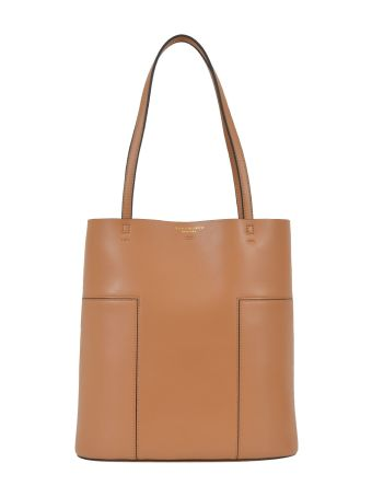 Tory Burch Leather Bucket