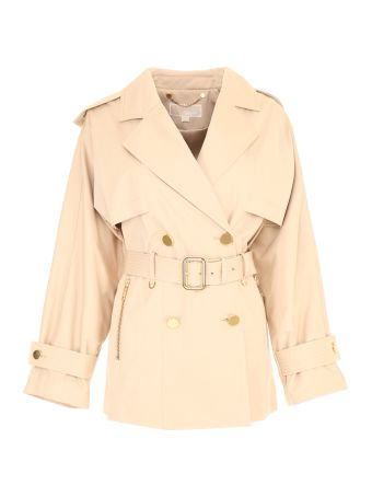 Short Trench Coat