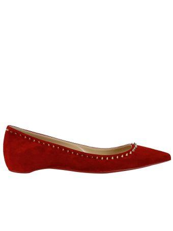 Ballet Flats Shoes Women Christian Louboutin