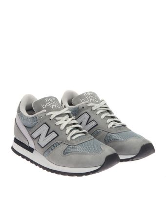 New Balance 770 Sneaker Suede