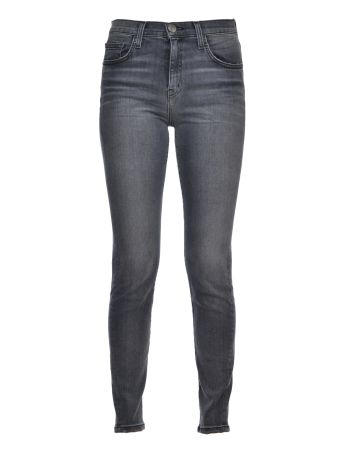 Current/Elliott The Highwaist Ankle Skinny Jean