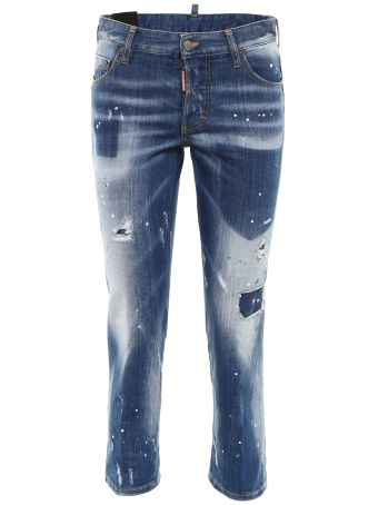 Boyfriend Jeans With Five Pockets