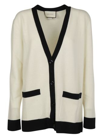 Gucci Knit Oversized Cardigan