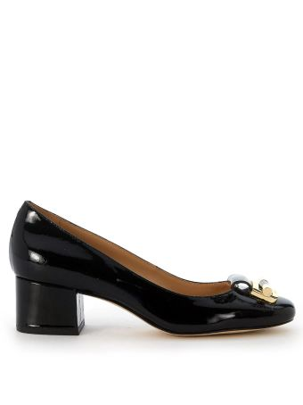 Décolleté Michael Kors Gloria In Black Patent Leather