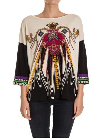 Etro Viscose Blouse