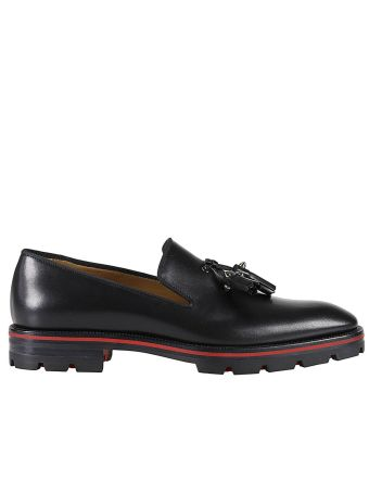 Loafers Shoes Men Christian Louboutin