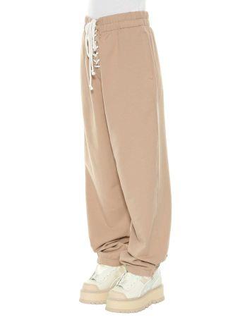 Fenty Puma By Rihanna Sweatpants With Criss-cross Lacing