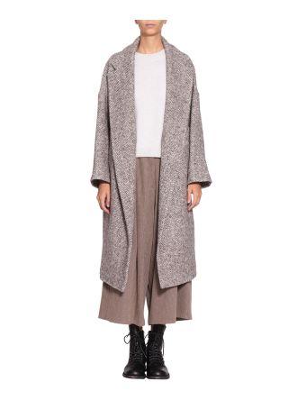 Dusan Oversized Wool Coat